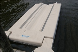New Jersey PolyDock, Modular floating dock, atlantic city floating dock
